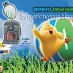 "Burger King ""Enjoy This Easter with HOP toys"" Toys"