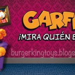 "Burger King ""Garfield"" Toys"