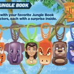 "Burger King ""The Jungle Book"" Toys"